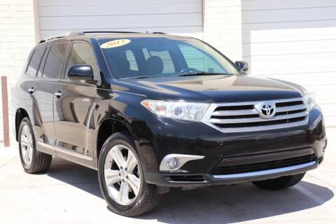 2013 Toyota Highlander for sale at MG Motors in Tucson AZ