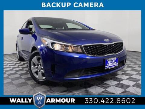 2018 Kia Forte for sale at Wally Armour Chrysler Dodge Jeep Ram in Alliance OH