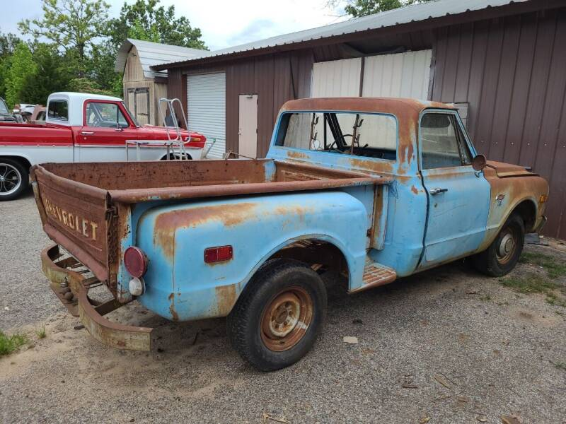 1968 Chevrolet C/K 10 Series for sale in Nacogdoches, TX