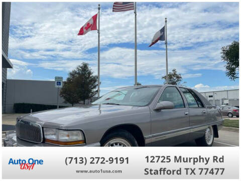 1995 Buick Roadmaster for sale at Auto One USA in Stafford TX