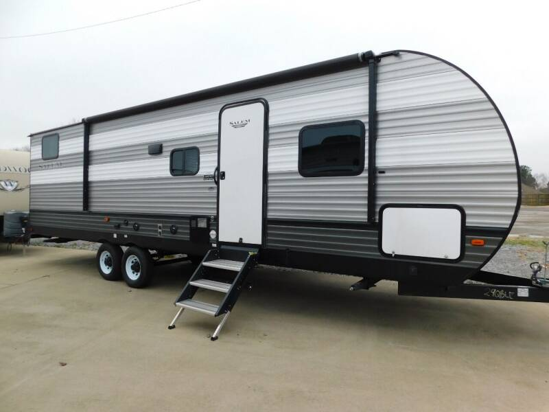2019 Salem 29QBLE for sale at Motorsports Unlimited in McAlester OK