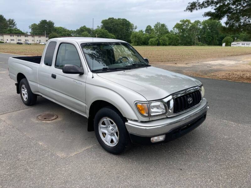 2003 Toyota Tacoma for sale at ENFIELD STREET AUTO SALES in Enfield CT