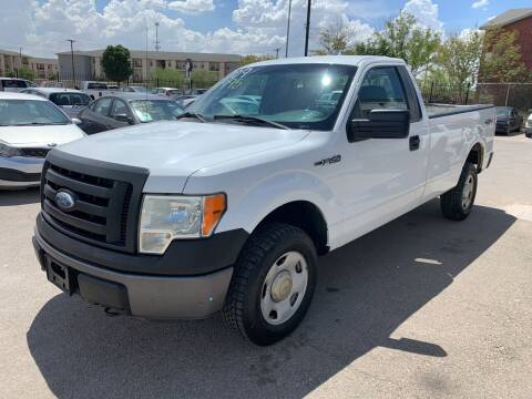 2009 Ford F-150 for sale at Legend Auto Sales in El Paso TX