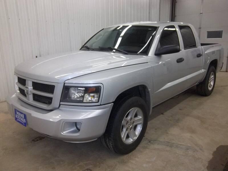2011 RAM Dakota for sale at Wieser Auto INC in Wahpeton ND