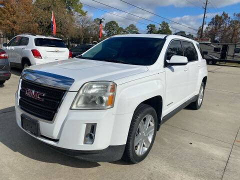 2012 GMC Terrain for sale at Auto Land Of Texas in Cypress TX