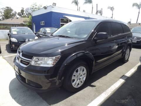 2014 Dodge Journey for sale at PACIFICO AUTO SALES in Santa Ana CA