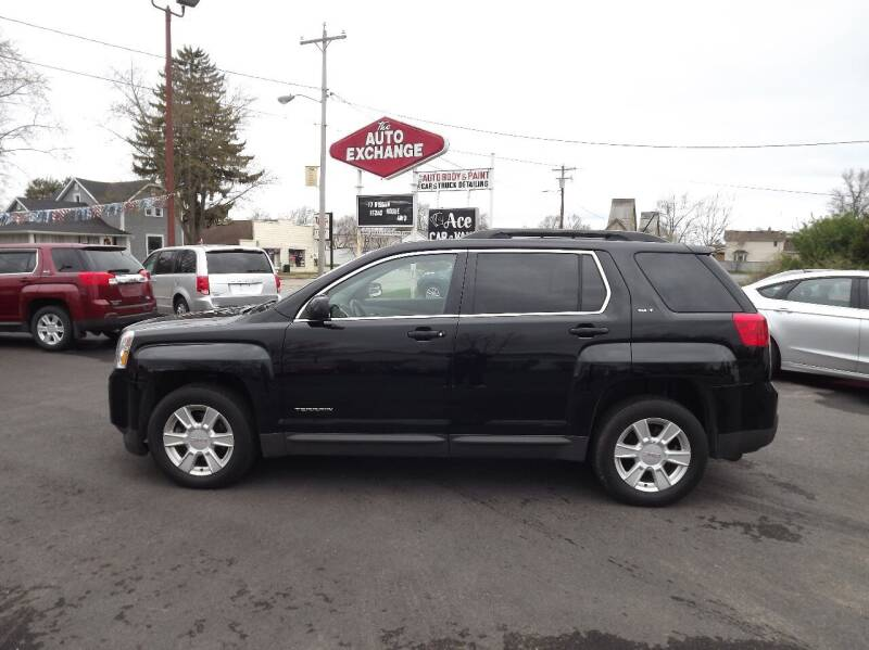 2013 GMC Terrain for sale at The Auto Exchange in Stevens Point WI