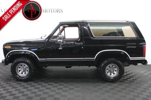 1986 Ford Bronco for sale in Statesville, NC
