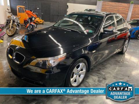 2006 BMW 5 Series for sale at RoseLux Motors LLC in Schnecksville PA