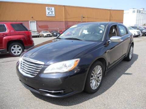 2012 Chrysler 200 for sale at LYNN MOTOR SALES in Lynn MA