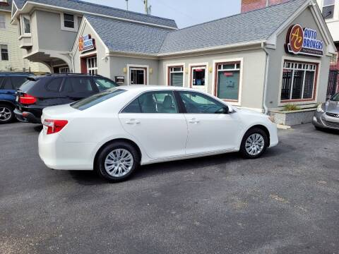 2012 Toyota Camry for sale at AC Auto Brokers in Atlantic City NJ
