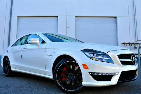 2014 Mercedes-Benz CLS for sale at Chantilly Auto Sales in Chantilly VA