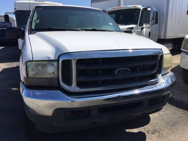 2004 Ford F-250 Super Duty for sale at BSA Used Cars in Pasadena TX