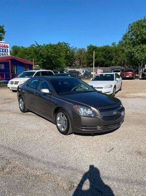 2011 Chevrolet Malibu for sale at Twin Motors in Austin TX