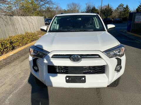 2021 Toyota 4Runner for sale at Pleasant Auto Group in Chantilly VA