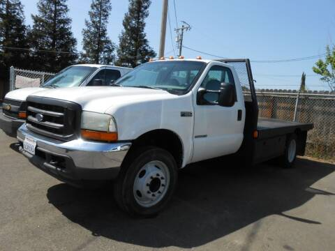 2001 Ford F-550 Super Duty for sale at Armstrong Truck Center in Oakdale CA