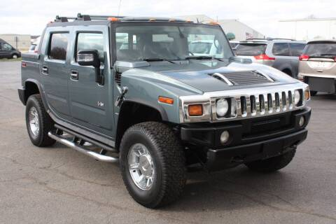 2006 HUMMER H2 SUT for sale at New Mobility Solutions in Jackson MI