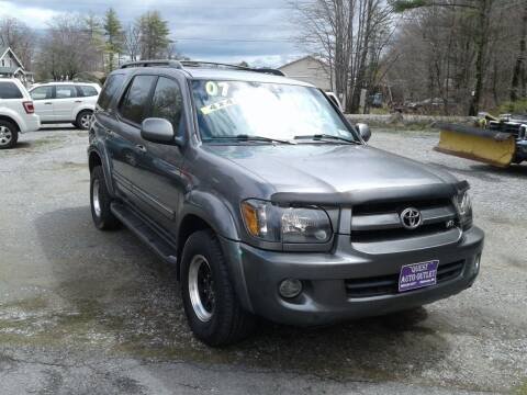 2007 Toyota Sequoia for sale at Quest Auto Outlet in Chichester NH
