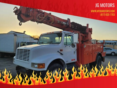 1998 International 4900 for sale at JG Motors in Worcester MA