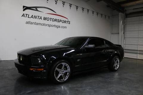 2005 Ford Mustang for sale at Atlanta Motorsports in Roswell GA