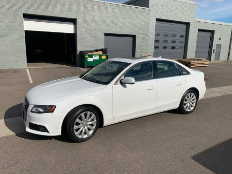 2011 Audi A4 for sale at The Car Buying Center in St Louis Park MN