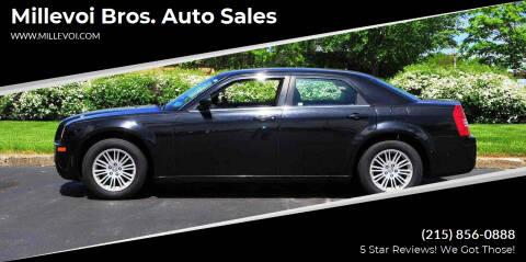 2009 Chrysler 300 for sale at Millevoi Bros. Auto Sales in Philadelphia PA