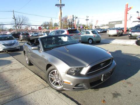 2013 Ford Mustang for sale at K & S Motors Corp in Linden NJ