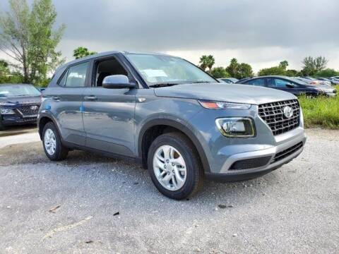 2021 Hyundai Venue for sale at DORAL HYUNDAI in Doral FL