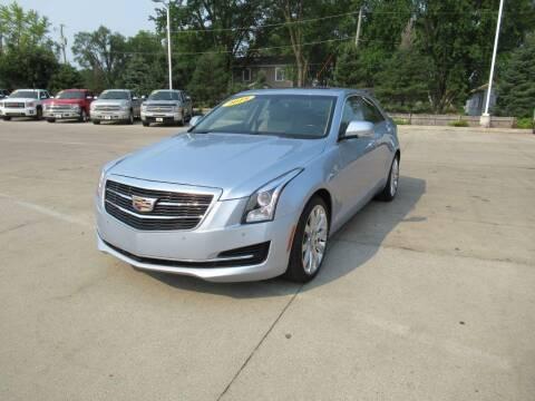 2018 Cadillac ATS for sale at Aztec Motors in Des Moines IA