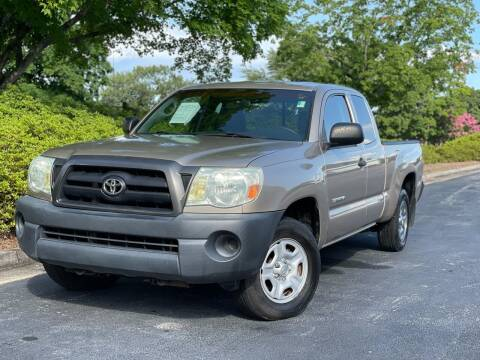 2005 Toyota Tacoma for sale at William D Auto Sales in Norcross GA
