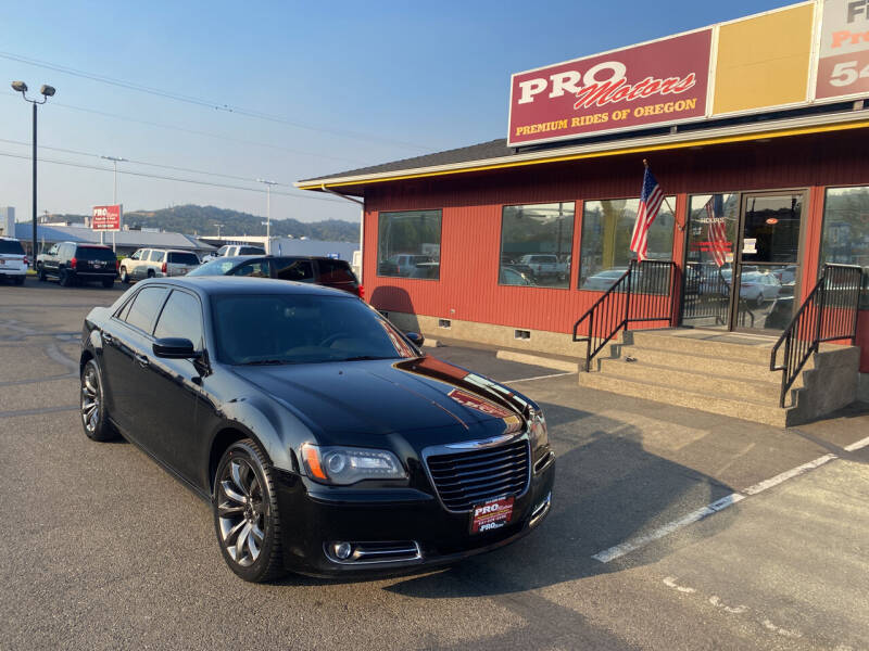 2014 Chrysler 300 for sale at Pro Motors in Roseburg OR