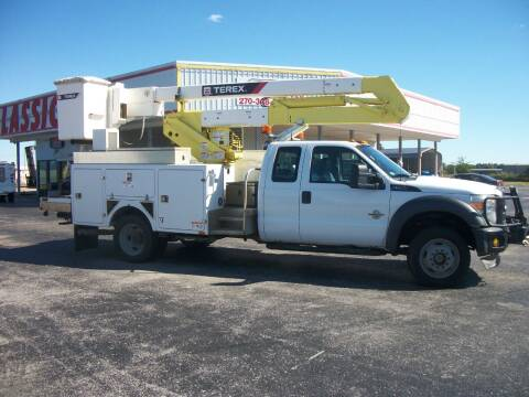 2014 Ford F-550 for sale at Classics Truck and Equipment Sales in Cadiz KY