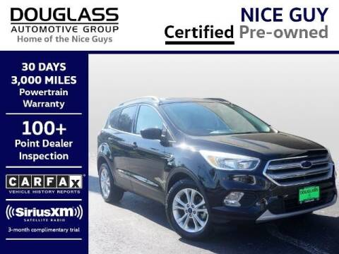 2018 Ford Escape for sale at Douglass Automotive Group - Douglas Mazda in Bryan TX