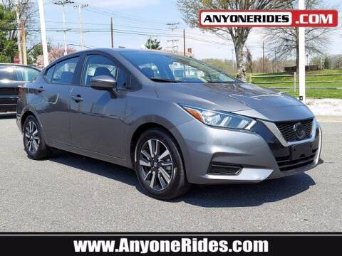 2020 Nissan Versa for sale at ANYONERIDES.COM in Kingsville MD