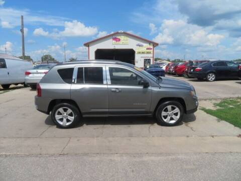 2014 Jeep Compass for sale at Jefferson St Motors in Waterloo IA