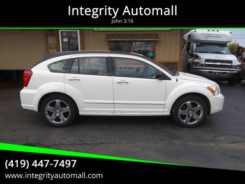 2007 Dodge Caliber for sale at Integrity Automall in Tiffin OH