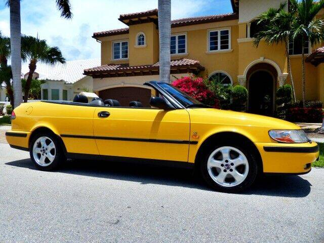 1999 Saab 9-3 for sale at Lifetime Automotive Group in Pompano Beach FL