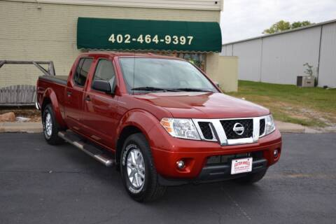 2016 Nissan Frontier for sale at Eastep's Wheels in Lincoln NE