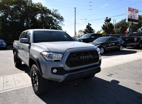 2019 Toyota Tacoma for sale at Grant Car Concepts in Orlando FL