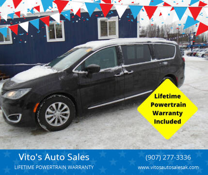 2017 Chrysler Pacifica for sale at Vito's Auto Sales in Anchorage AK