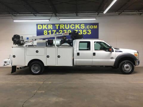 2014 Ford F-450 Super Duty for sale at DKR Trucks in Arlington TX