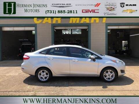 2014 Ford Fiesta for sale at Herman Jenkins Used Cars in Union City TN