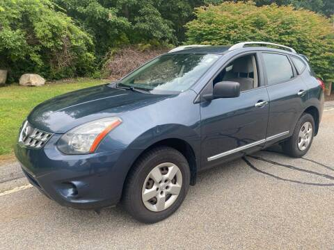 2014 Nissan Rogue Select for sale at Padula Auto Sales in Braintree MA