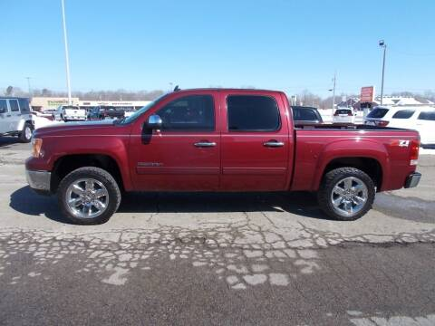 2013 GMC Sierra 1500 for sale at West TN Automotive in Dresden TN