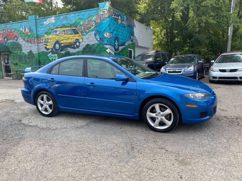 2008 Mazda MAZDA6 for sale at Showcase Motors in Pittsburgh PA