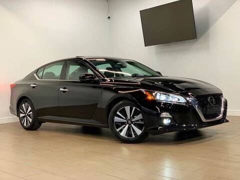 2019 Nissan Altima for sale at Texas Prime Motors in Houston TX