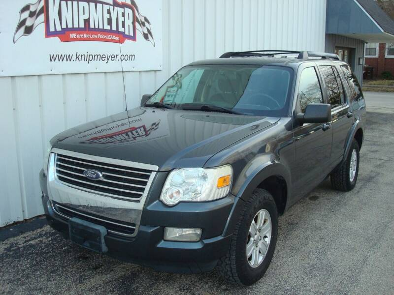 2010 Ford Explorer for sale at Team Knipmeyer in Beardstown IL
