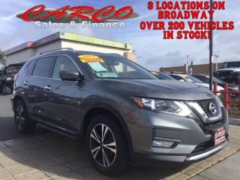 2017 Nissan Rogue for sale at CARCO SALES & FINANCE #3 in Chula Vista CA