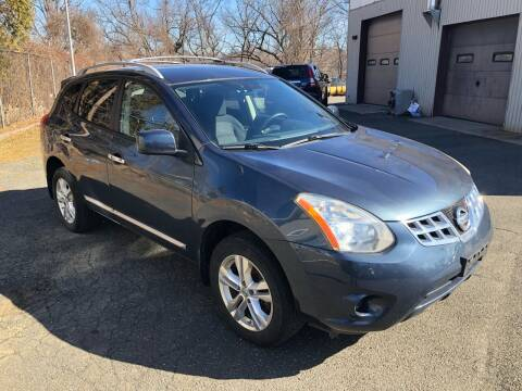 2013 Nissan Rogue for sale at New Look Auto Sales Inc in Indian Orchard MA
