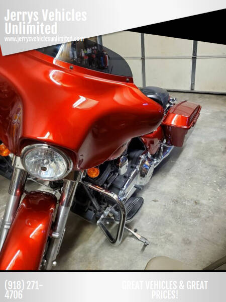 2013 Harley-Davidson Street guide for sale at Jerrys Vehicles Unlimited in Okemah OK